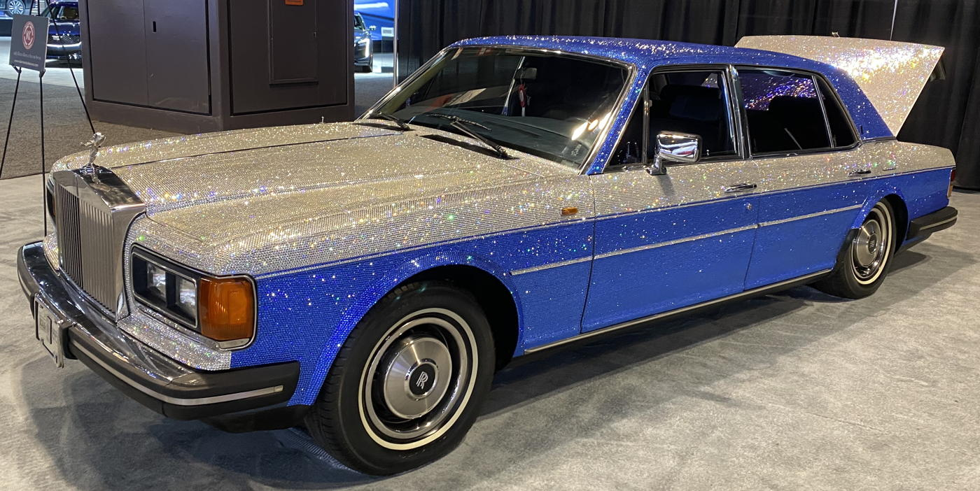 1983 Rolls-Royce Silver Spur Klairmont Kollections at 2020 Chicago Auto Show