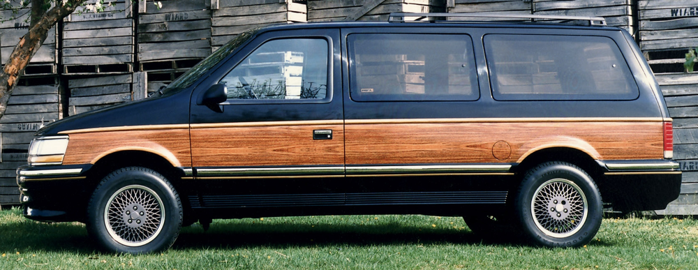 1991 Chrysler Town & Country