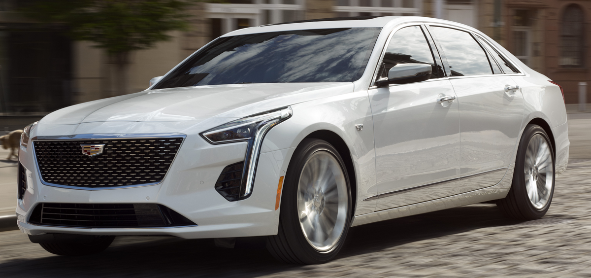 2019-Cadillac-CT6-002 Courtesy GM Media