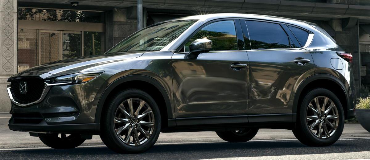2019-Mazda-CX-5-Signature via Mazda