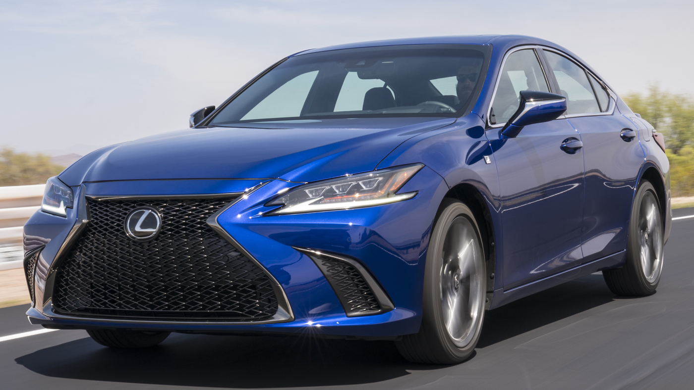2019 Lexus ES from TMS