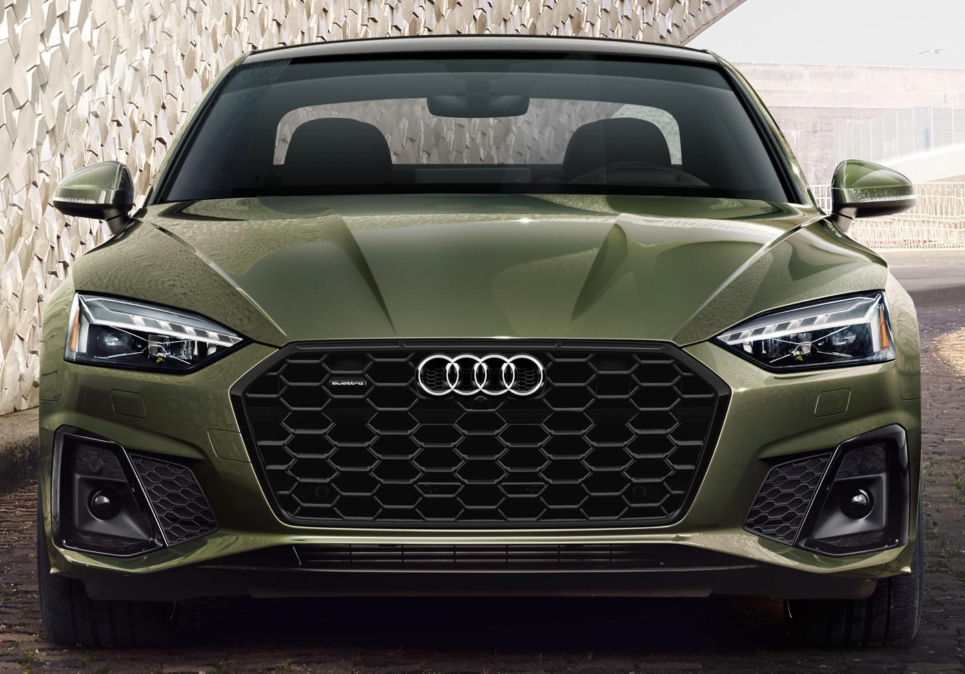 2020 Audi A5 from Audi News