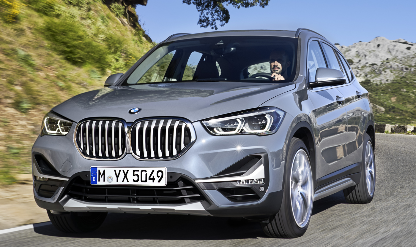 2020 BMW X1 courtesy BMW