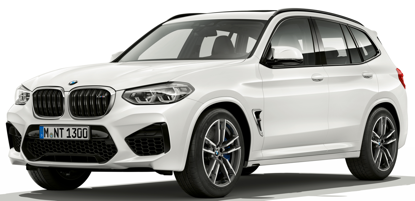2020 BMW X3 M courtesy BMW News