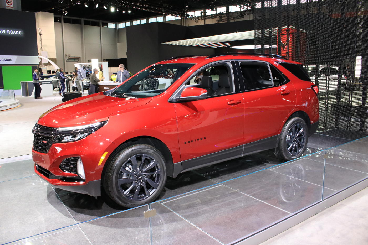 2021 Chevrolet Equinox RS