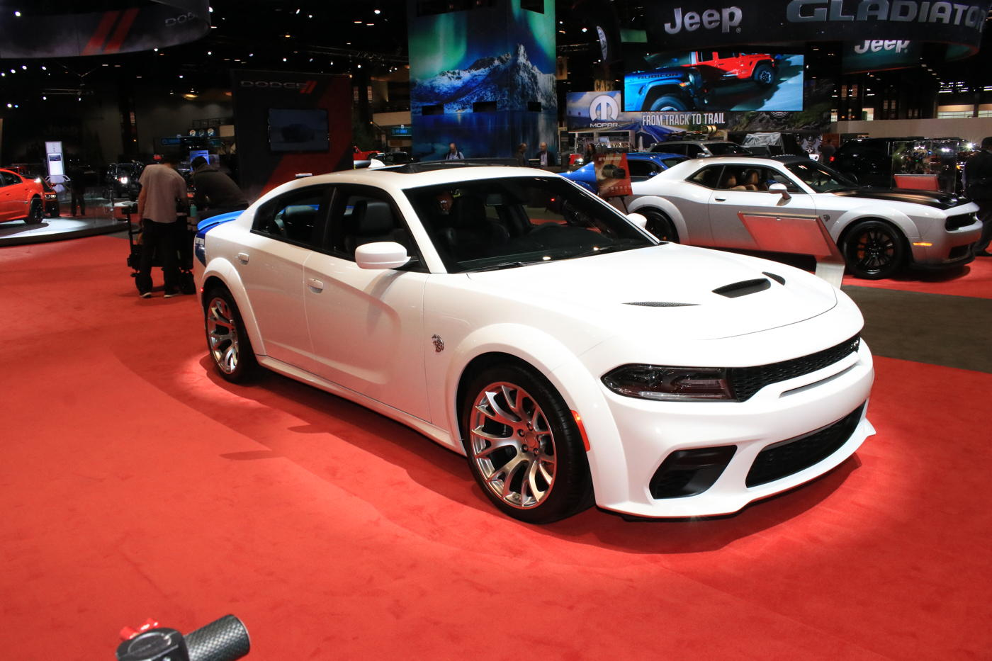 2020 Dodge Charger SRT Widebody