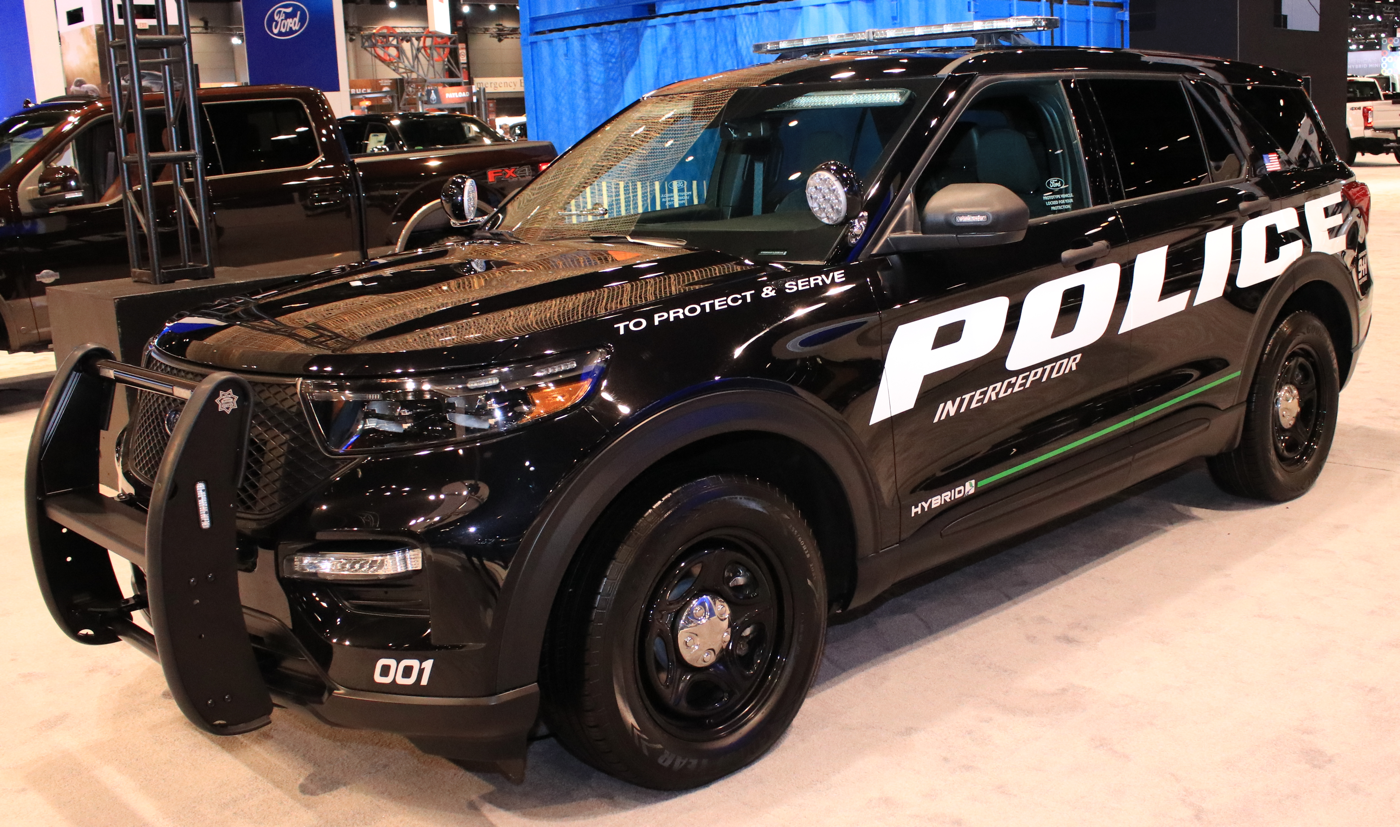 2020 Ford Explorer Police Interceptor