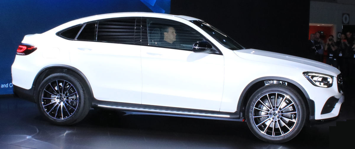 2020 Mercedes GLC Coupe