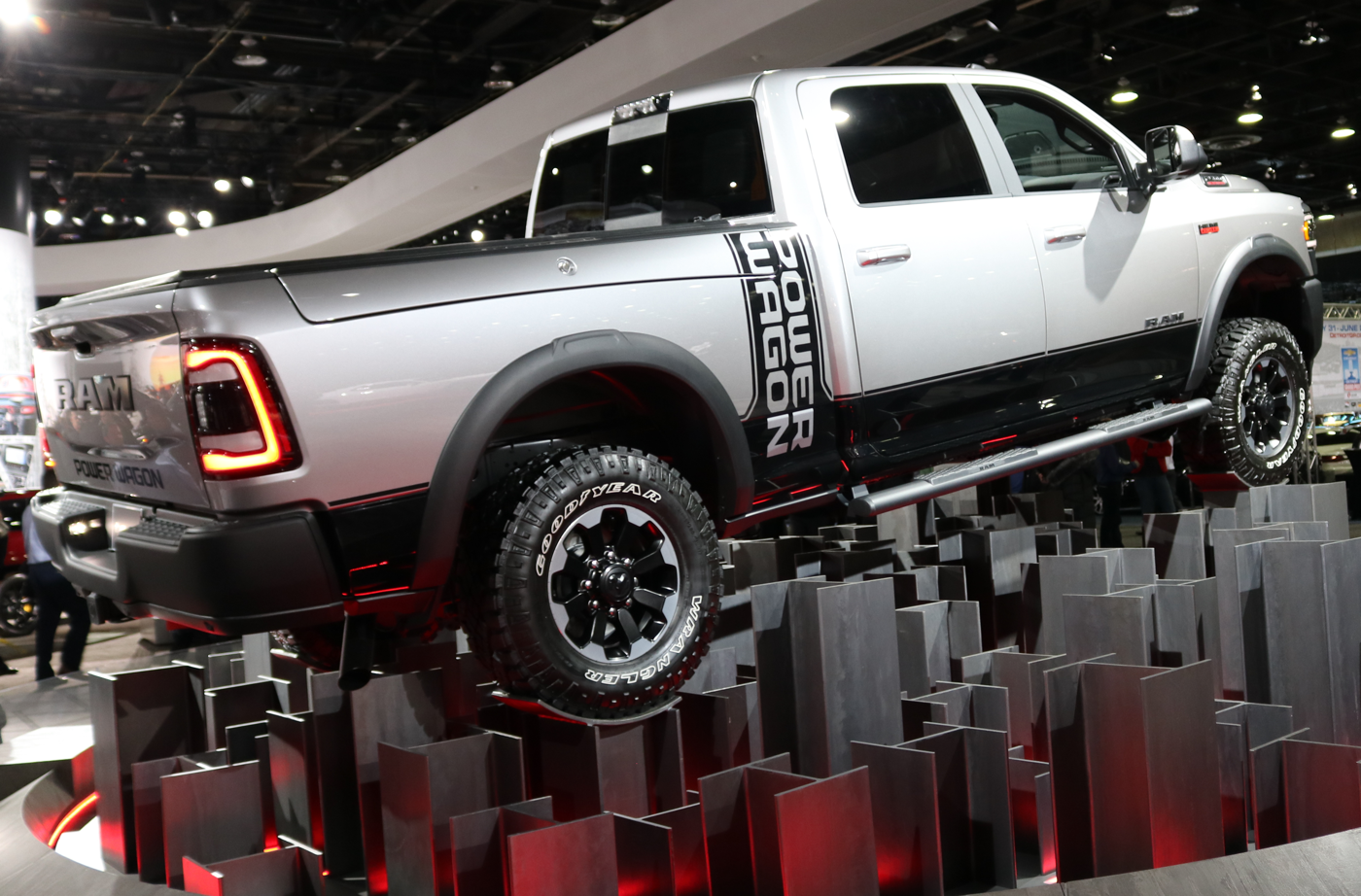 2020 Ram HD Power Wagon