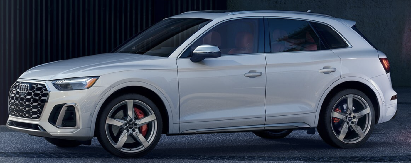 2021 Audi SQ5 via Audi USA