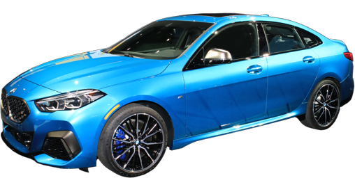 2021 BMW 2 Series Gran Coupe stock photo