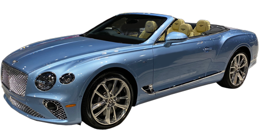 2021 Bentley Continental GTC stock photo