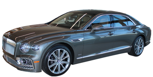 2021 Bentley Flying Spur stock photo