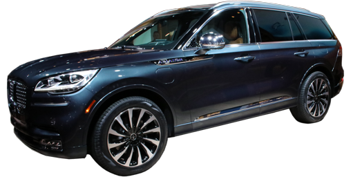 2021 Lincoln Aviator stock photo