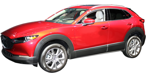 2021 Mazda CX-30 stock photo