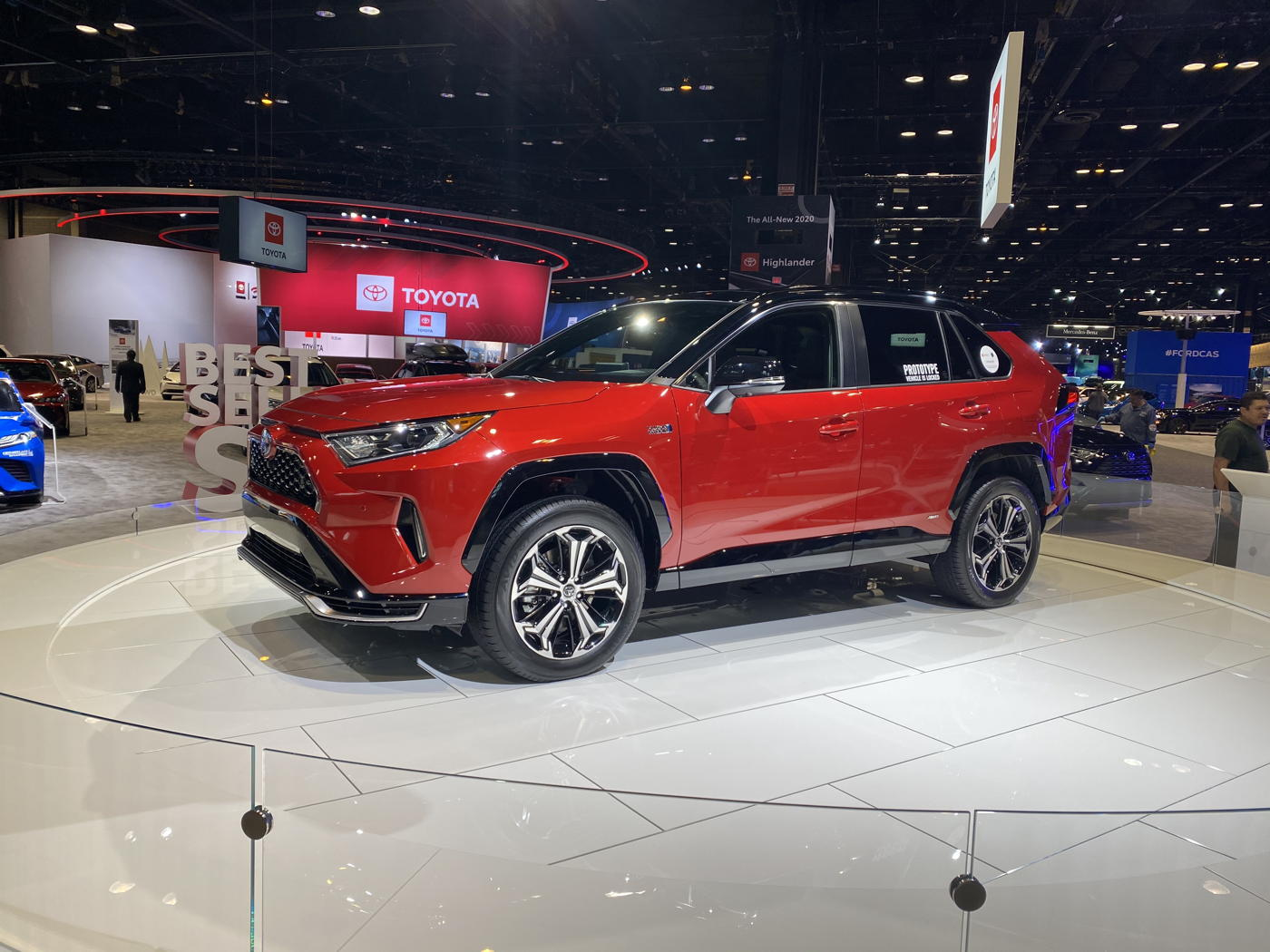 2021 Toyota Rav4 Prime at 2020 Chicago auto show.JPG