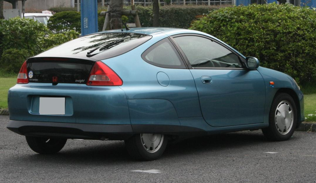 Honda_Insight_Back from Wikipedia