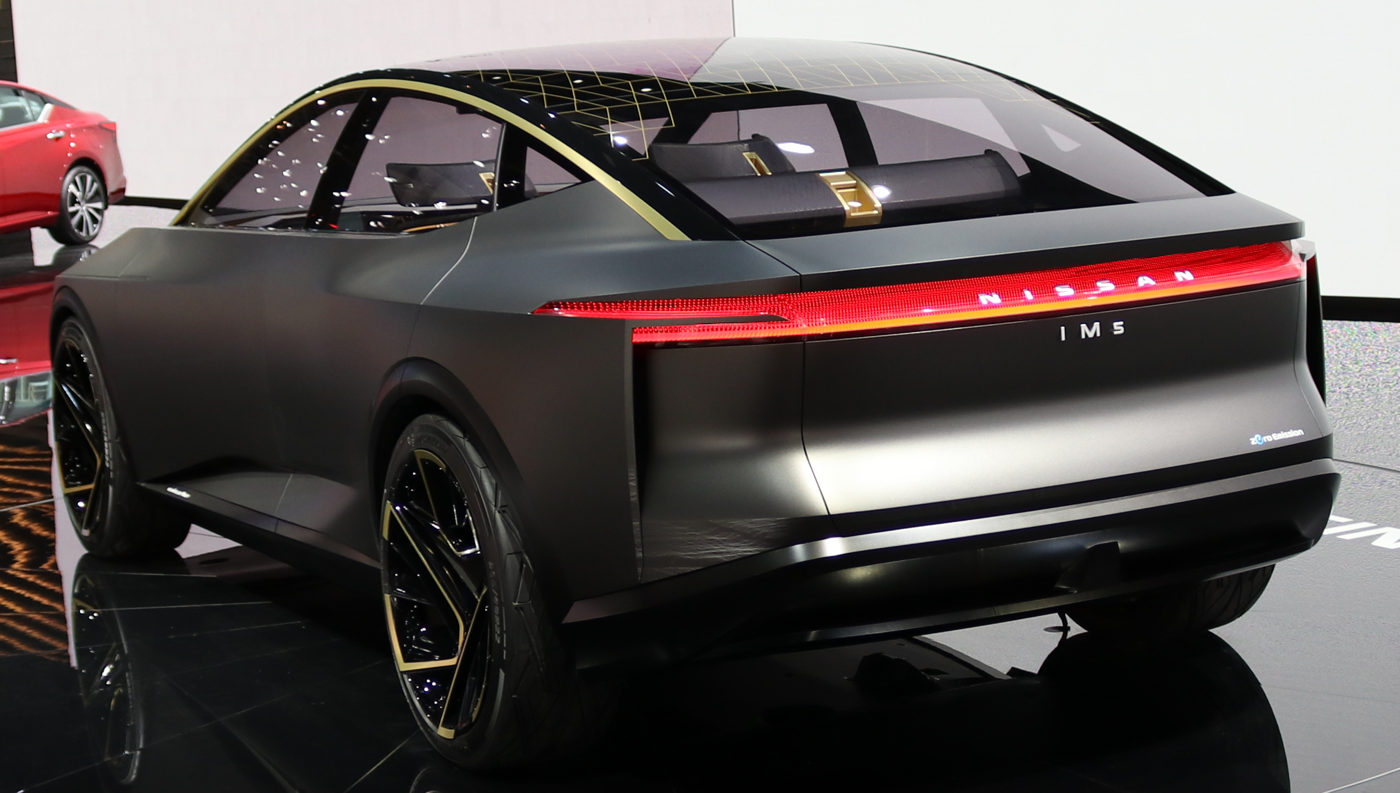 Nissan IMs Concept Rear