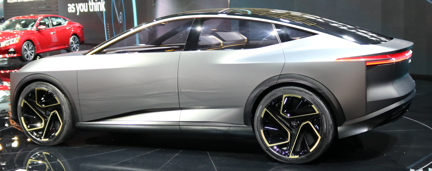 Nissan IMs Concept Side
