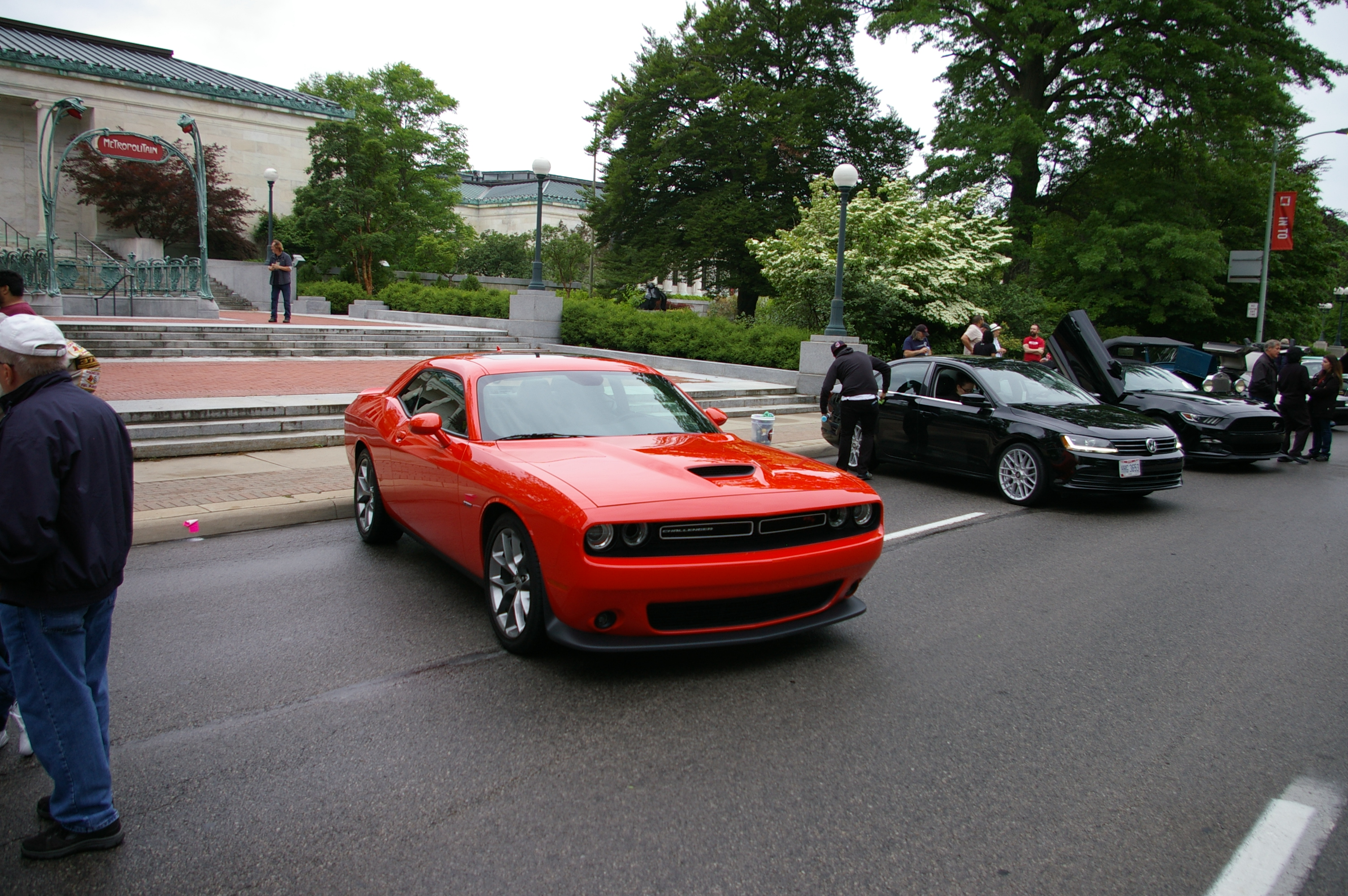 red wanna be fast challenger.JPG