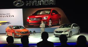 2015 Hyundai Sonata Unveiling