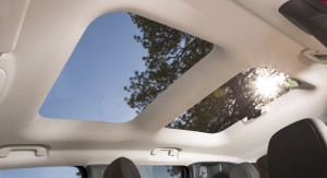 2015 Jeep Renegade My Sky Sunroof