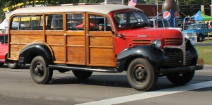 1946 Dodge Woodie Wagon