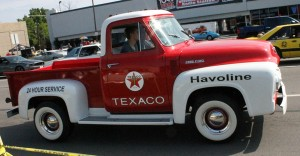 1955 Ford F100 Texaco Pickup