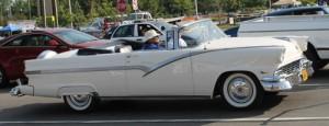 1956 Ford Sunliner