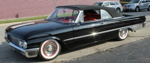 1960 Ford Galaxie Customized