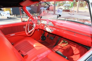 1960 Ford Galaxie Interior
