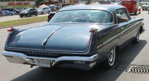 1962 Imperial Rear