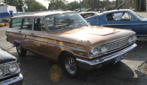 1964 Ford Fairlane 500 Station Wagon