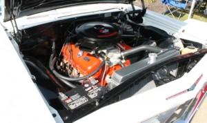 1965 Chevrolet Biscayne 396 V8