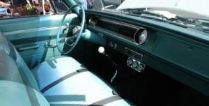 1965 Chevrolet Biscayne Interior