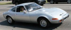 1969 Buick Opel GT