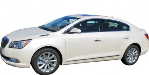 2014 Buick LaCrosse a
