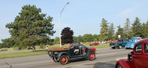 Johnson's Brake Service Truck