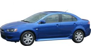 2012 Mitsubishi Lancer Sedan