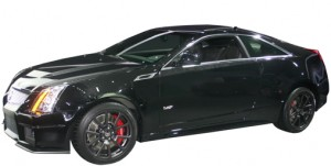 2014 Cadillac CTS-V Coupe