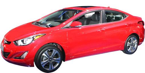 2014 Hyundai Elantra Sedan