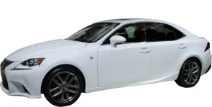 2014 Lexus IS350 F Sport Sedan
