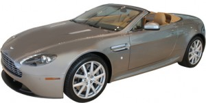 2013 Aston Martin Vantage Roadster