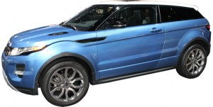 2013 Range Rover Evoque Coupe