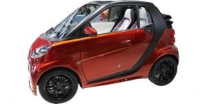2013 Smart ForTwo Cabrio 2