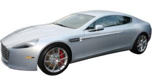 2014 Aston Martin Rapide 2