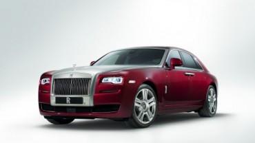 2015 Rolls-Royce Changes