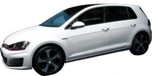 2015 Volkswagen GTI 4dr