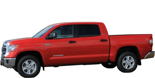 2014 Toyota Tundra CrewMax SR5