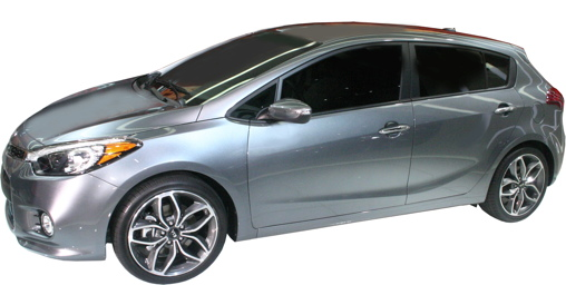 2016 Kia Forte 5dr Hatchback SX
